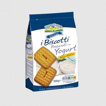 Biscotti allo Yogurt gluten free