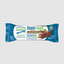 Happy Feel con cacao e Nocciola per celiaci