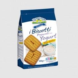 I Biscotti Yogurt senza zucchero per celiaci
