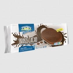 Snakis al cacao per celiaci