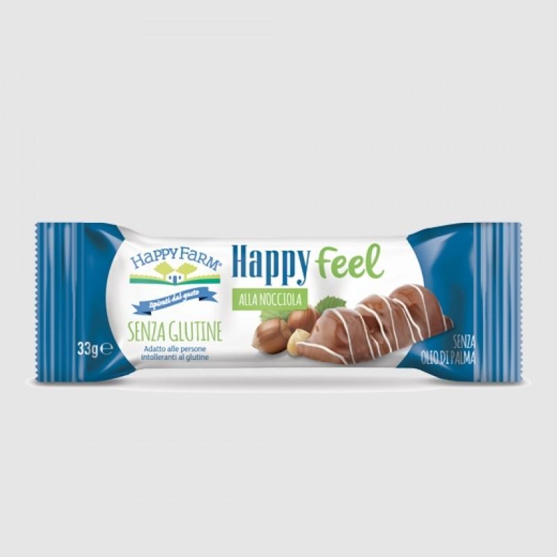 Happy Feel alla Nocciola