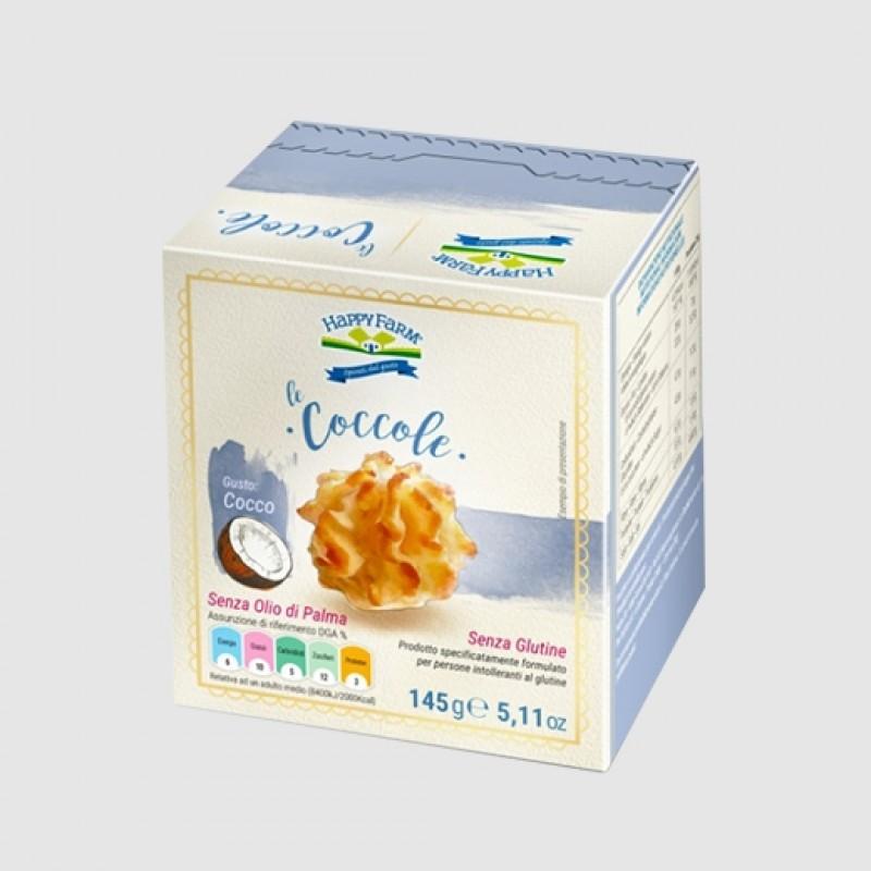 Le Coccole per celiaci