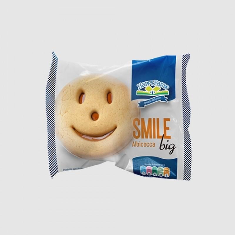 Smile Big all'Albicocca per celiaci
