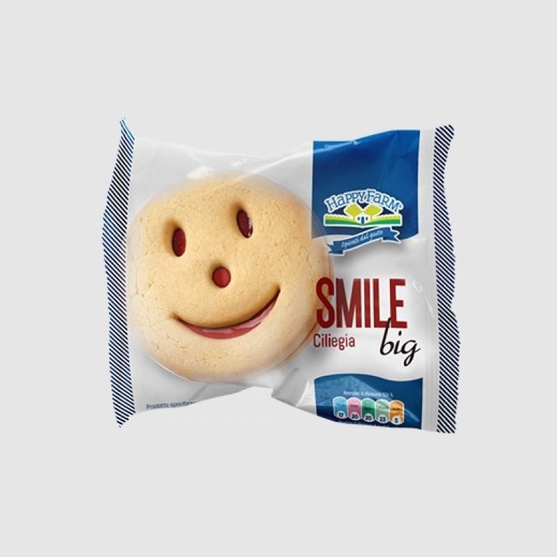 Smile Big Ciliegia per celiaci
