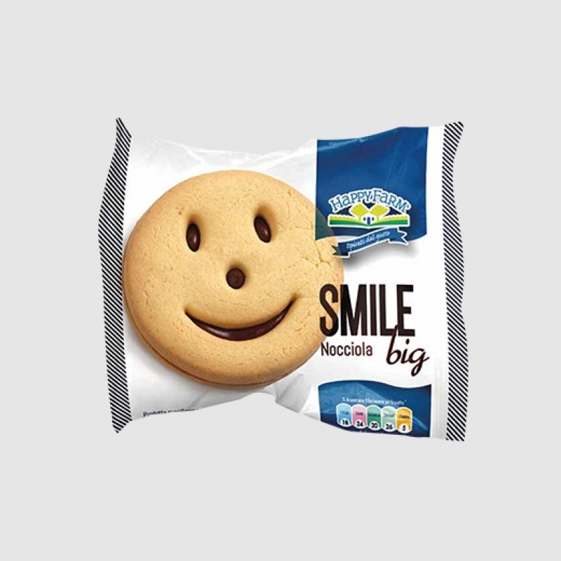 Smile Big Nocciola